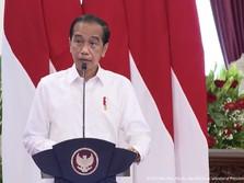 Wah... Jokowi Punya Rencana Setop Ekspor CPO!