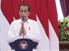 Lagi, Jokowi Ingatkan Soal Ancaman Robot Gantikan Manusia