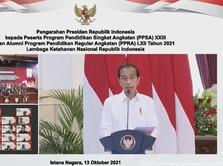 Jokowi: Jangan Sampai Mahasiswa Didik Jadi Ekstrimis