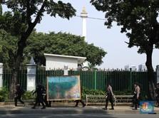 Tolak Cukai Naik, Pekerja Rokok Serahkan Lukisan ke Istana