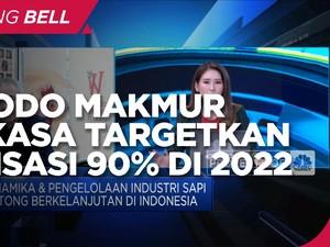 Stabilisasi Harga Daging, WMP Targetkan Utilisasi 90% di 2022