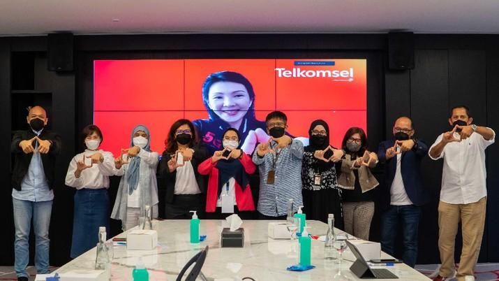 Telkomsel Berpartisipasi dalam #GirlsTakeOver 2021, Akselerasikan Pemberdayaan Perempuan di Industri Teknologi Indonesia