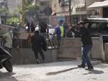Mencekam, Jalan Ibu Kota Jadi Medan 'Baku Tembak' di Lebanon
