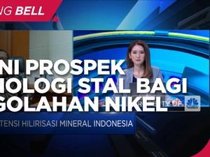Karya Anak Bangsa, Ini Prospek STAL di Pengolahan Nikel RI