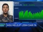 Melejit Lebih Dari 1%, IHSG Sesi I Pertahankan Level 6.600
