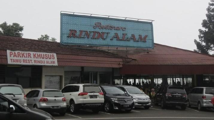 Restoran Rindu Alam Puncak (Fitraya/detikTravel)
