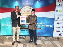 Taspen Raih Penghargaan di Indonesia BUMN Awards 2021