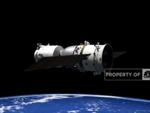 China Kirim 3 Astronaut Ke Luar Angkasa