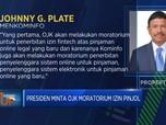 Presiden Minta OJK Moratorium Izin Pinjol