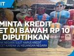 DPR Minta Kredit Macet Di Bawah Rp 10 Juta Diputihkan
