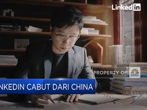 LinkedIn Cabut dari China