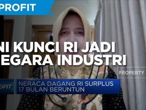 Naikkan Nilai Tambah Ekspor, Kunci RI Jadi Negara Industri