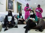 Sampai ke Arab, Potret Permainan 'Squid Game' Gemparkan Dunia