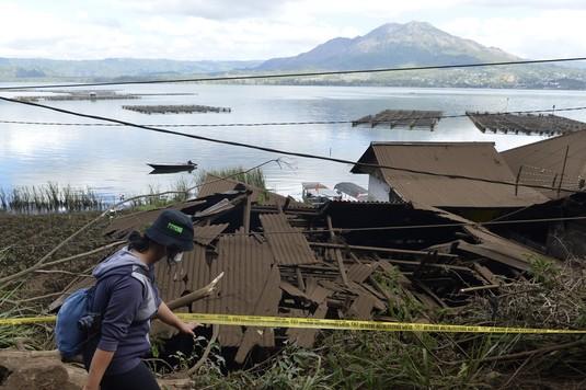 Gempa M 4,8 Bali: 3 Orang Meninggal & 7 Terluka
