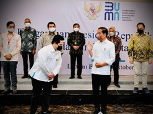 Selain Bank, Jokowi Sebut BUMN RI Ketinggalan Zaman!