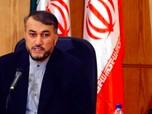 Menlu Iran & China Telpon-telponan, Bahas Nuklir Lagi?