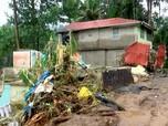 Banjir Bandang & Tanah Longsor Terjang India, 22 Orang Tewas