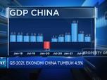 Tertekan Properti & Energi, Ekonomi China Q3 Tumbuh 4,9%