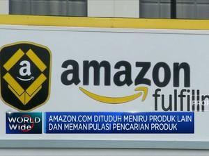 Amazon.Com Dituduh Curang