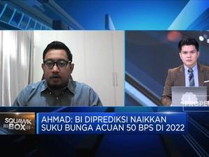 BI7DRR Diproyeksi Tetap di 3,5% & Rupiah Stabil di Akhir 2021