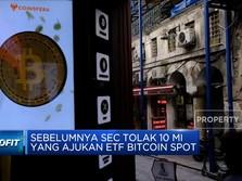 ETF Bitcoin Futures Pertama Mulai Diperdagangkan di AS