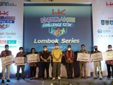 Hutama Karya Salurkan Bantuan Untuk 6 Sekolah di Lombok