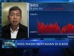 Jelang Libur, IHSG Terkoreksi Sehat & Pertahankan Level 6.600