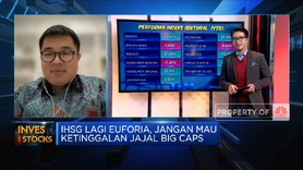 Jurus Pilih Saham Big Cap Unggulan di Masa Euforia IHSG