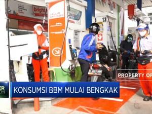 Konsumsi BBM Mulai Bengkak, Ini Kata Pertamina