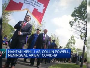 Mantan Menlu AS Collin Powell, Meninggal Akibat Covid-19