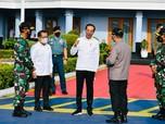 Jokowi Terbang ke Kaltara, Tanam Mangrove Hingga Sebar BLT