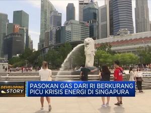 Singapura Dihantui Bayang-bayang Krisis Energi