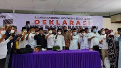 ANIES Deklarasi Dukung Anies Baswedan Jadi Capres 2024
