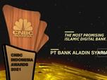 Aladin Syariah Raih The Most Promising Islamic Digital Bank