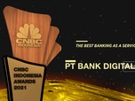 BCA Digital Raih The Best Banking As a Service 2021