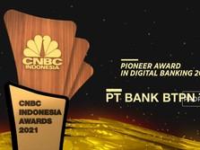 Bank BTPN Raih Pioneer Award in Digital Banking 2021