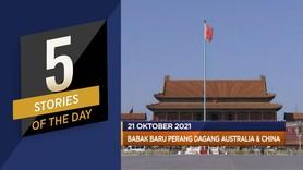 Ekspor RI Tumbuh Tinggi, Hingga Perang Dagang Australia-China