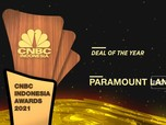 Paramount Land Raih Deal of The Year 2021