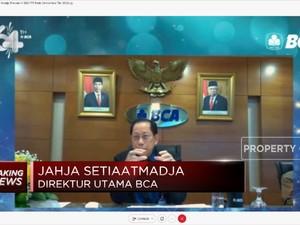 Q3-2021, Laba Bersih BCA Tumbuh 15,8% (yoy) Jadi Rp 23,2 T