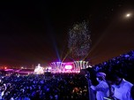 Wow! Arab Saudi Gelar Pesta Besar, Penyanyi Pitbull Diundang