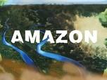 Ngeri! Hutan Amazon Makin Botak, Kehidupan Manusia Terancam