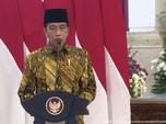 Ambisi Jokowi Jadikan RI Hub Gravitasi Ekonomi Syariah Dunia