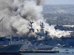Kapal Perang AS Rp 14 T Jadi Abu, Ini Biang Keroknya!