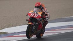Hasil MotoGP Emilia Romagna: Marc Marquez Menang, Quartararo Juara Dunia