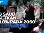 Arab Saudi Targetkan Emisi 0% Pada 2060