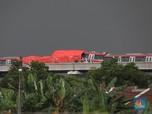 LRT Tabrakan Saat Uji Coba, KAI Sebut Tanggung Jawab PT INKA