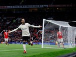 'Dicukur Gundul' Liverpool 0-5, Harga Saham MU Kian Nyungsep!
