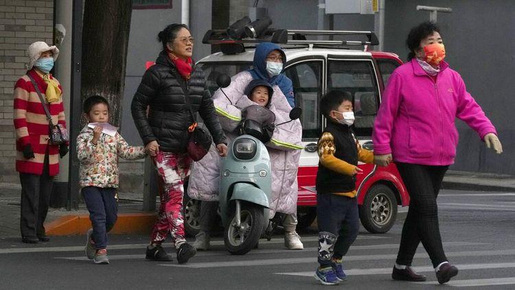 COVID-19 Pulang Kampung, China Bakal Vaksinasi Anak Usia 3-11 Tahun
