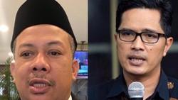 Febri dan Fahri Saling Dorong Jadi Jubir Jokowi, Lebih Cocok Siapa?