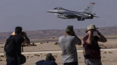 Gandeng AS hingga India, Militer Israel Gelar Latihan Udara Besar-besaran